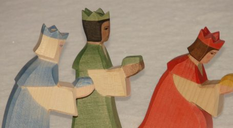 Blagdan je Sveta tri kralja