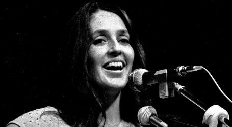 Danas 79. rođendan slavi Joan Baez