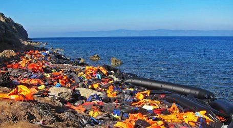 U Egejskom moru utopilo se 11 migranata, među njima 8 djece