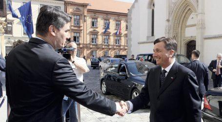 NORMALIZACIJA ODNOSA u regiji i rješenje spora sa Slovenijom bit će Milanovićevi prioriteti