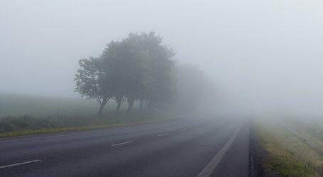 HAK upozorava na maglu i poledicu