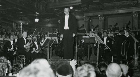 Prije 80 godina krenuo je Straussov novogodišnji koncert Bečkih filharmoničara