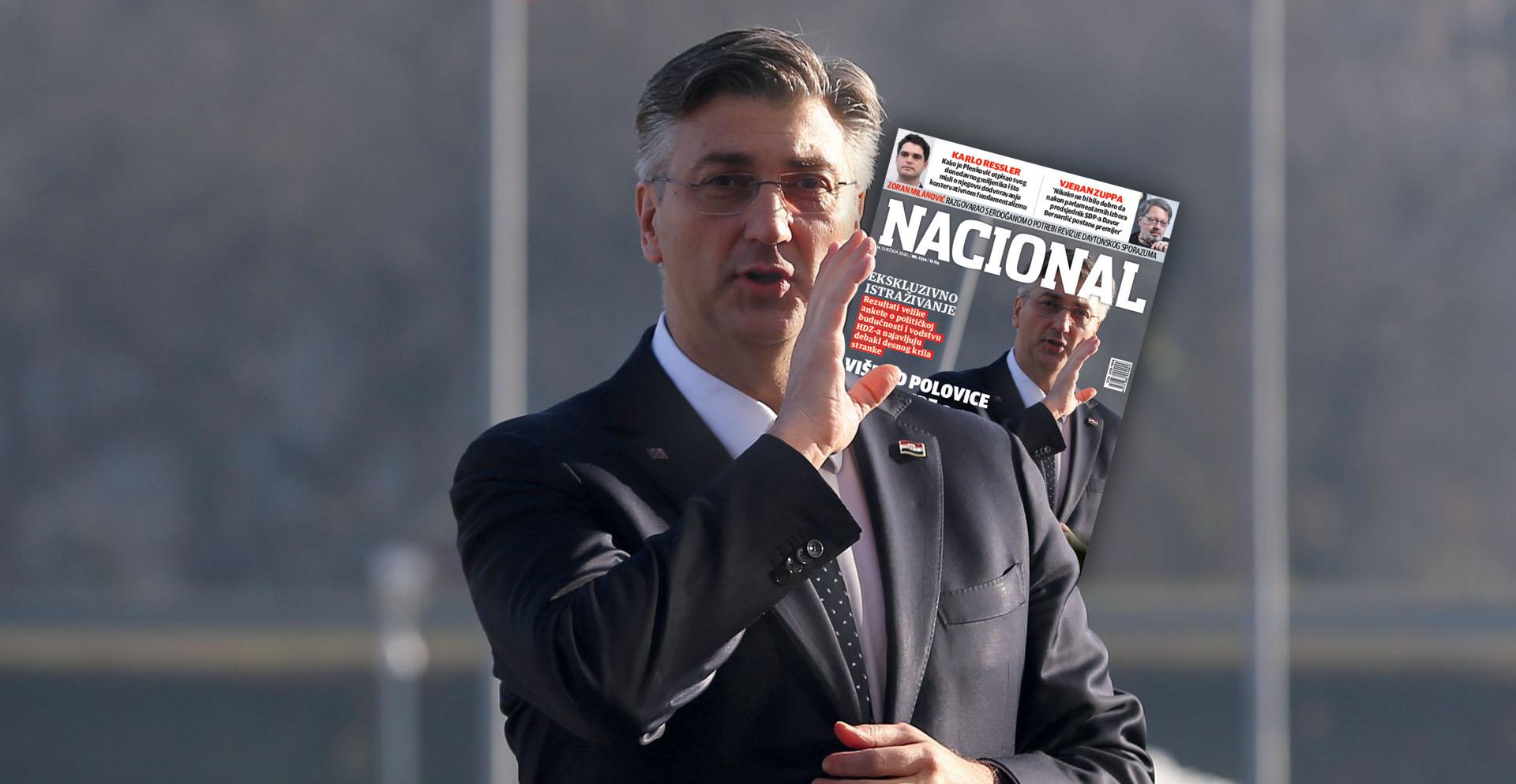 Image result for nacional plenković