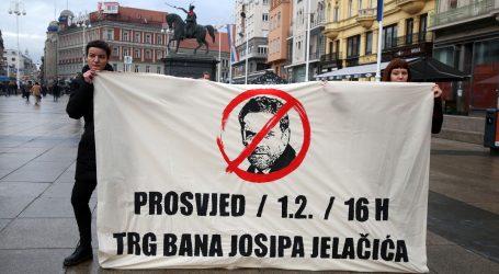 """Prosvjed """"Dosta je"""" protiv Milana Bandića u subotu 1.veljače"""