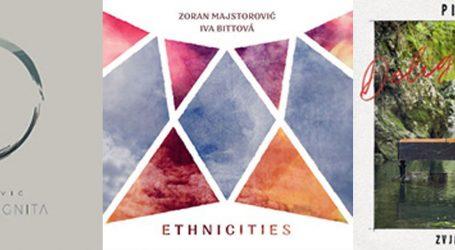 GLAZBENE RECENZIJE: Filip Pavić, Zvjezdan Ružić, Zoran Majstorović & Iva Bittová