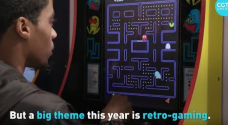 VIDEO: Retro gaming dominira sajmom CES 2020