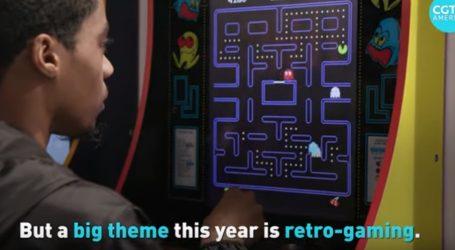 VIDEO: Retro gaming dominira sajmom CES 2020