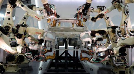 VIDEO: Robotske kreacije iz prošle godine