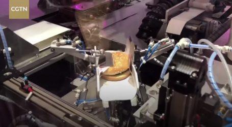 VIDEO: Otvoren u potpunosti robotiziran restoran