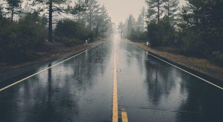 Na cestama magla i poledica, vjetar otežava promet