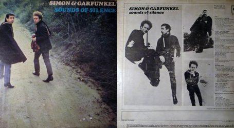 Album 'Sounds Of Silence' objavljen je u siječnju 1966.