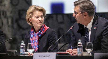 """Ursula von der Leyen: """"Računamo na vašu energiju i na vašu predanost"""""""