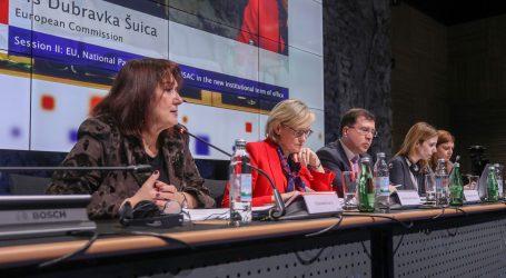 Šuica predložila da Konferencija o budućnosti Europe započne u Dubrovniku 9. svibnja