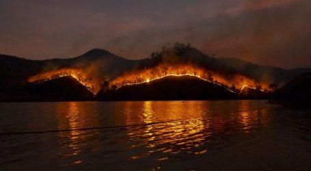 Zrak u Melbourneu zbog požara 'jedan od najzagađenijih' na svijetu
