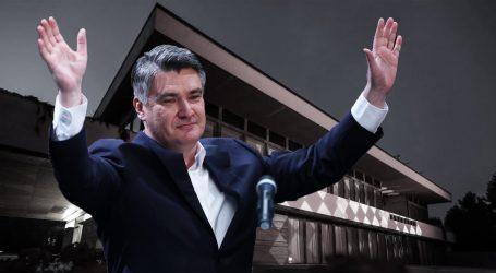 UŽIVO: Zoran Milanović novi je predsjednik Hrvatske, ima sto tisuća glasova više