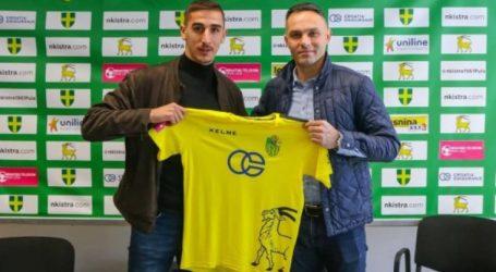 Gedeon Guzina novi napadač Zeleno-žutih