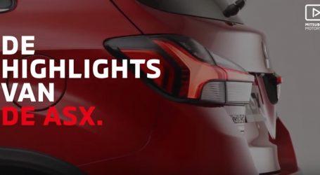 VIDEO: Mali detalji na novom ASX-u