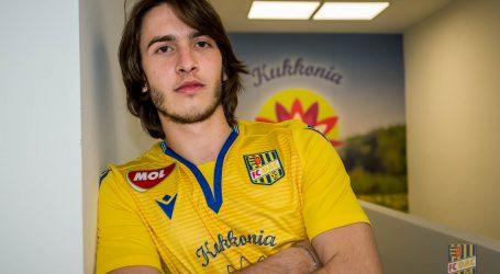 Andrija Balić na novoj posudbi