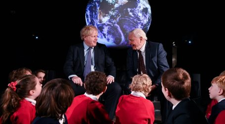 Boris Johnson predložio smjeli ekološki zakon