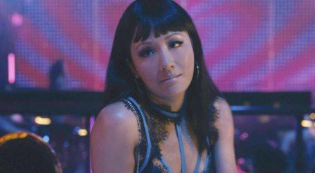 Constance Wu se za ulogu pripremala nastupajući u striptiz klubu