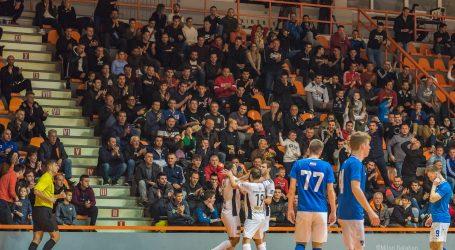 Prva HMNL: Futsal Dinamo u zadnjoj minuti stigao do boda, Vrgorac uvjerljiv protiv Alumnusa