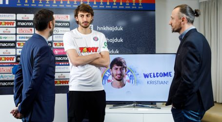 Bugarski stoper i službeno novi igrač Hajduka