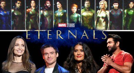 """U Marvelovom filmu """"The Eternals"""" prvi puta pojavljuje se gay superheroj"""