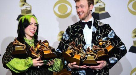 Finneas O'Connell se nije nadao tolikom broju Grammya