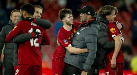 Kloppov Liverpool ovg vikenda ispisao povijest Premierlige