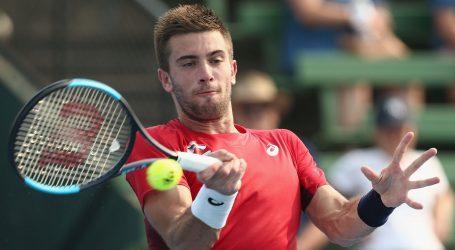 ATP LJESTVICA: Čorić pao za jedno mjesto, sada je 30. tenisač svijeta