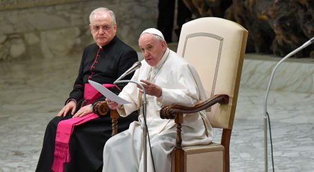 Papa Franjo sazvao biskupsku sinodu za 2022.