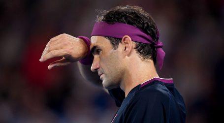 Federer operirao koljeno, pauzira do Roland Garrosa
