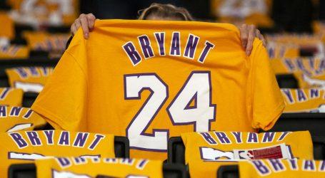 SIMBOLIČAN DATUM: Komemoracija za Bryanta 24. veljače