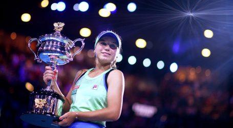 WTA lista: Sofia Kenin po prvi puta ušla u TOP-10, Martić na 15., a Vekić na 23. mjestu