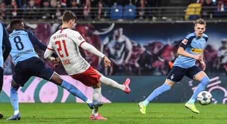 RB Leipzig – Borussia M. 2-2, Olmo debitirao