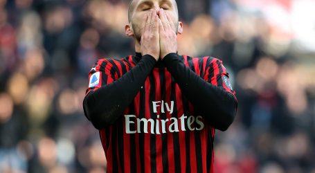 Pobjeda Juventusa, remi Milana