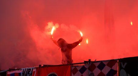 VARAŽDIN Policija uzvratila navijačima Hajduka koji su napali policajce na osiguranju