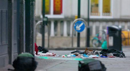 Londonski napadač imao lažnu eksplozivnu napravu vezanu o tijelo