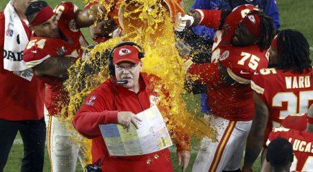 "Andy ""Big Red"" Reid napokon je došao do Super Bowl prstena"