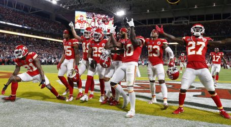 Kansas City Chiefs pobjednici su 54. Super Bowla