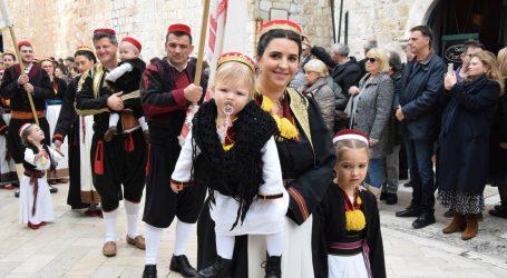 U Dubrovniku zatvorena 1048. Festa sv. Vlaha
