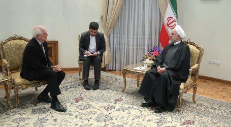 Iran spreman surađivati s EU-om u rješavanju sporova iz nuklearnog sporazuma