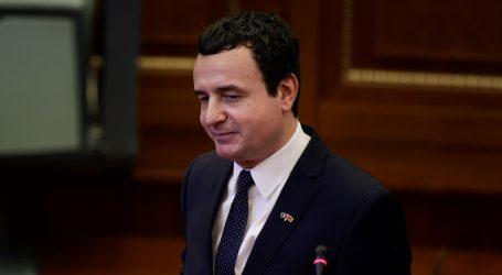 Kosovo dobilo novu vladu, Srbima dva ministarstva
