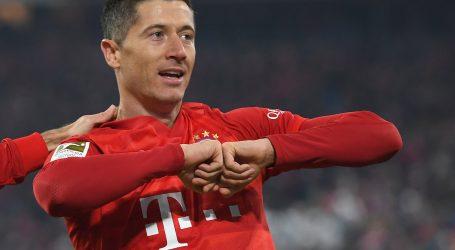Uvjerljiva pobjeda Bayerna