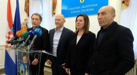 SKUPŠTINA GRADA ZAGREBA: Novi Klub nezavisnih zastupnika vodit će Renato Petek