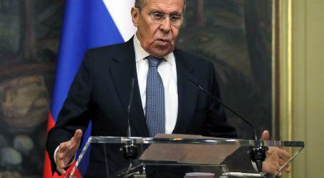 Lavrov stiže u Hrvatsku krajem travnja