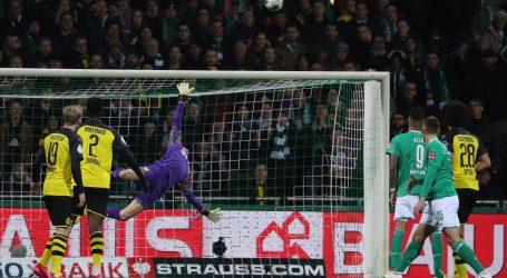 NJEMAČKI KUP Werder izbacio Borussiju