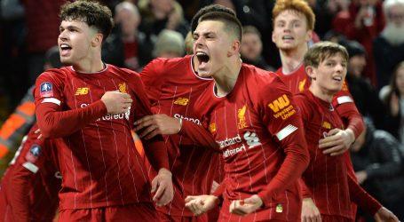 Liverpool nastavio pobjednički niz