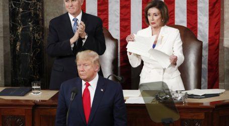Govor o stanju nacije pokazao da je američka nacija podijeljena