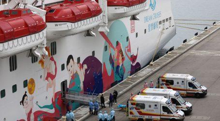 MVEP: Šestero Hrvata zadržano na kruzeru u Hong Kongu